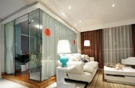 Compartimentări și pereți despărțitori din sticlă