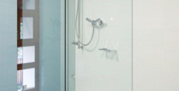 Cabină de duș la 90*